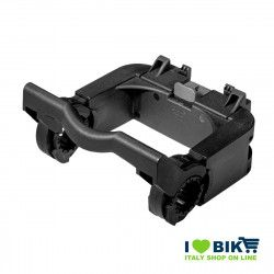 Quick coupling e-bike bags BRN