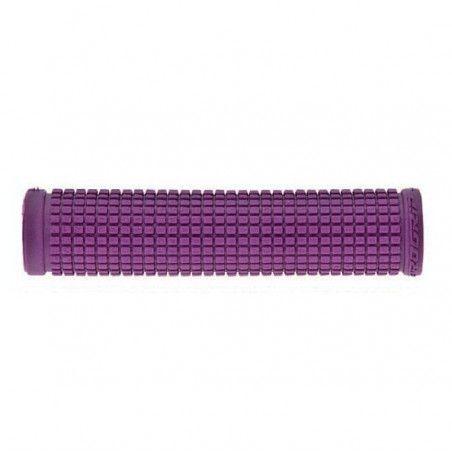 Pair knobs Tekno purple