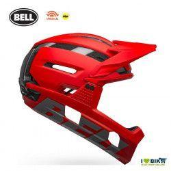 Casco integale mentoniera rimovibile Bell Super Air R con tecnologia Spherical + Mips colori vari