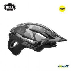 SIXER MATTE/GLOSS BLACK/CAMO Bell Helmet