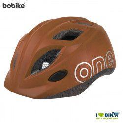 Helmet Bobike ONE brown Unisex