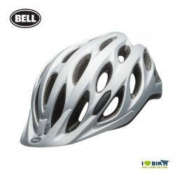 Helmet Bell TRACKER MATTE silver