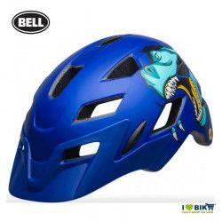 BELL SIDETRACK HELMET GROM PATROL T-REX MATTE BLUE