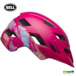 Bell child's helmet Sidetrack Grom Patrol model Gnarly Colour Matte Berry
