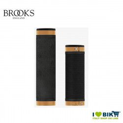 Brooks Cambium grips for 100/130 mm gearboxes Black Copper Brooks - 1