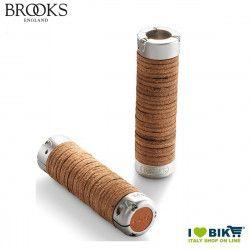 Brooks Plump Leather Honey Grips 130 MM Brooks - 1
