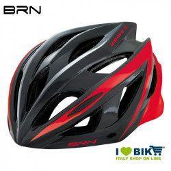 Helmet BRN WEAVE II black/red