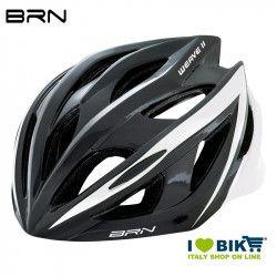 Helmet BRN WEAVE II black/white