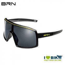 BRN Glasses MAX WIDE black/yellow fluo BRN - 1