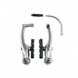 Serie freni alluminio V-Brake silver