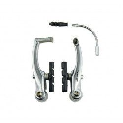 Series V-Brake brakes aluminum silver