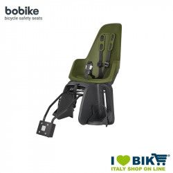 Rear child seat Bobike MAXI ONE Military Green