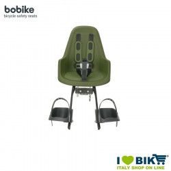 Front child seat Bobike Mini ONE Military Green
