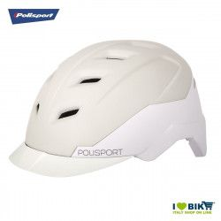 Casco E' CITY per bici