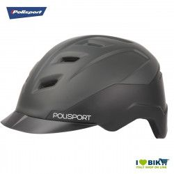 Helmet E City for bicycle
