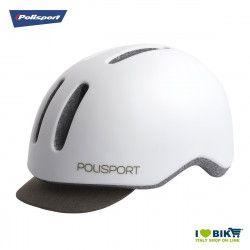 City Commuter helmet - White