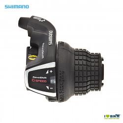 Comando Cambio revoshift Shimano SL-RS35 Dx 6 velocità nero