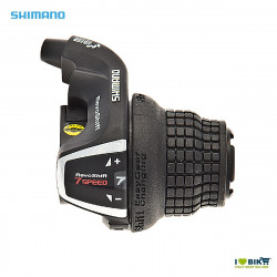 Comando Cambio revoshift Shimano SL-RS35 Dx 7 velocità nero