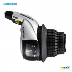 Shimano SL-RS45 Dx 8 speed revoshift shifter silver