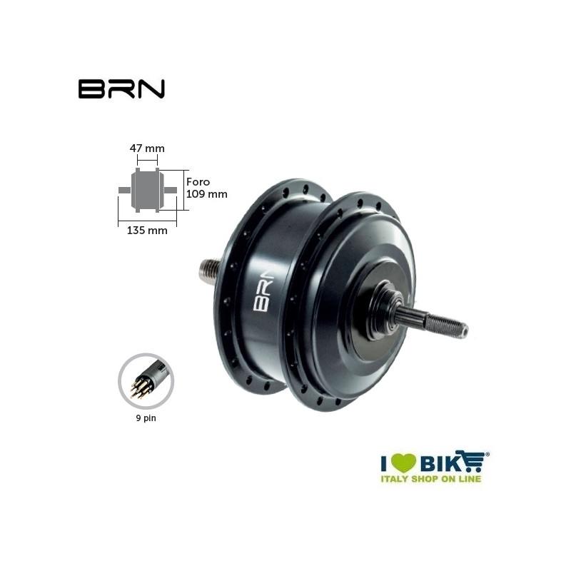 Rear engine 250W MOD 1000 Thread BRN BRN - 1