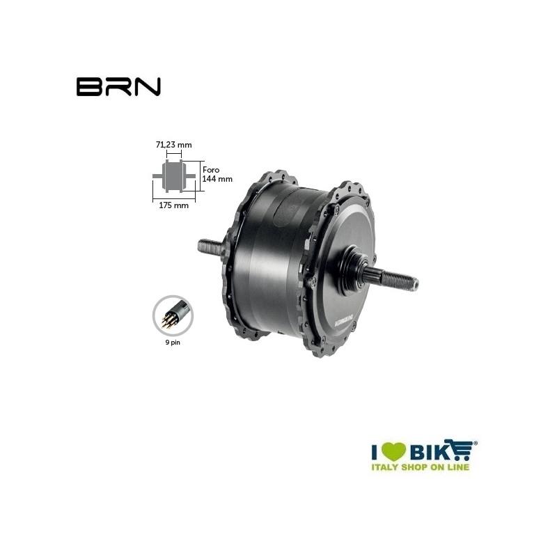 Rear engine FATBIKE 250W BRN BRN - 1