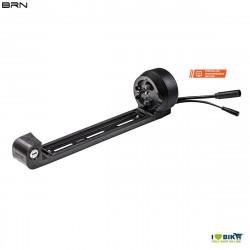 Slider for BRN Battery to bottle cage 36 v  - 1