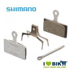K03S resin brake pads for racing disc brakes