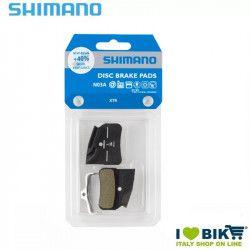 Pastiglie in Resina SHIMANO N03A 4 pistoni XTR
