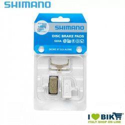 Shimano brake pads for resin disc brakes G03A 2 pistons XTR