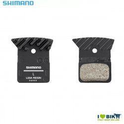Pastiglie in Resina SHIMANO L03A 2 PISTONI DEORE XT