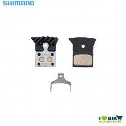 Pastiglie in Metallo SHIMANO L04C 2 PISTONI DEORE XT