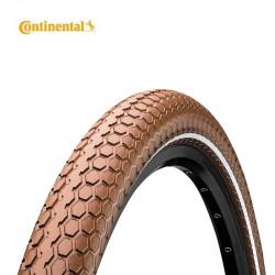 Copertone ride Cruiser 28x2.00 marrone per Citybike