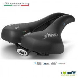 SMP E-CITY Black Gel saddle