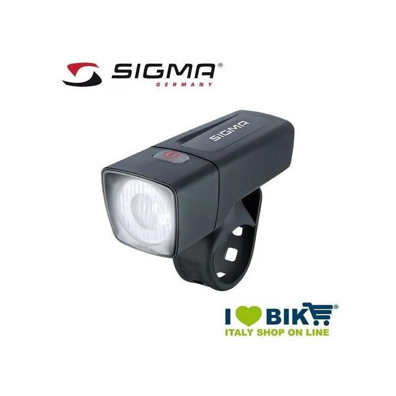 Fanale Led a Batteria Sigma Aura 25  - 1