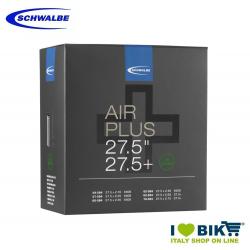 Camera d'aria Schwalbe MTB 27.5 PLUS 27.5/27.5 valvola americana
