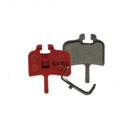 D-270 Pair Organic pads for Avid disc brakes