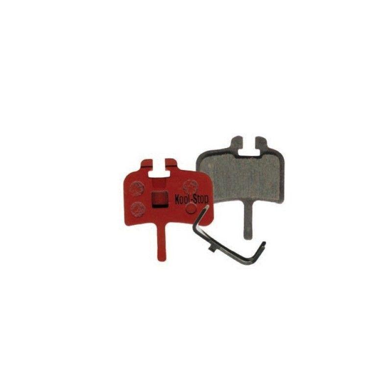 D-270 Pair Organic pads for Avid disc brakes  - 1