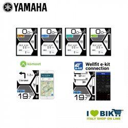 Display Yamaha per E-Bike Modello C con unità di comando  - 2