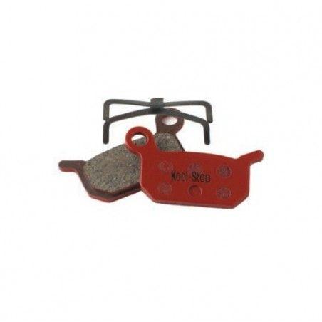 D-310 Pair Organic pads for disc brakes Avid Formula B4