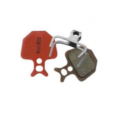 D-320 Pair Organic pads for disc brakes Avid Formula Oro