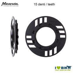 Miranda Paracatena + Pignone 15 Denti Offset 8,65 mm Bosch 2Gen Winora - 1