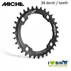 Corona E-Bike 38 denti Miche per Brose Yamaha Bosch BCD 104 nero Miche - 1