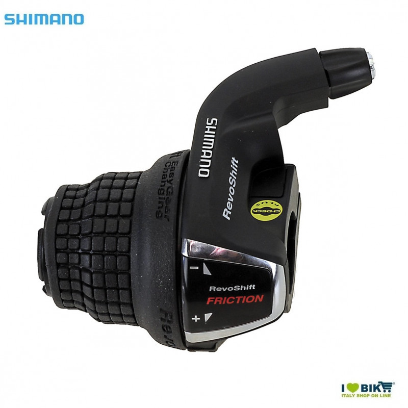 Shimano SL-RS35 SX revoshift shifter with clutch black Shimano - 1
