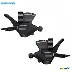 Couple shifters 8x3 V Shimano Altus SL-M310 Shimano - 1