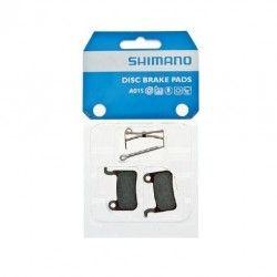 PAS02 freni a disco pastiglie Organiche Shimano XTR vendita on line accessori bicicletta negozio shop