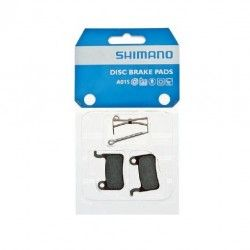 Pair Shimano XTR pads Organic