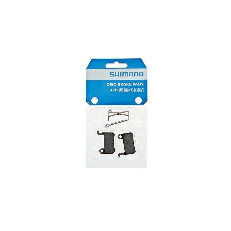 Pair Shimano XTR pads Organic Shimano - 1