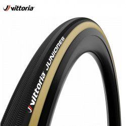 Tubular Vittoria Juniores black/para Various sizes  - 1