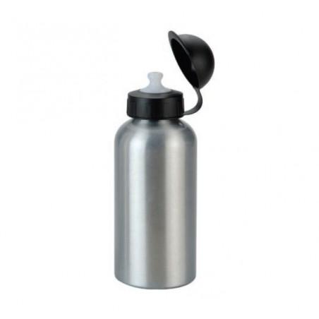 Aluminum Water Bottle small 500 cc.