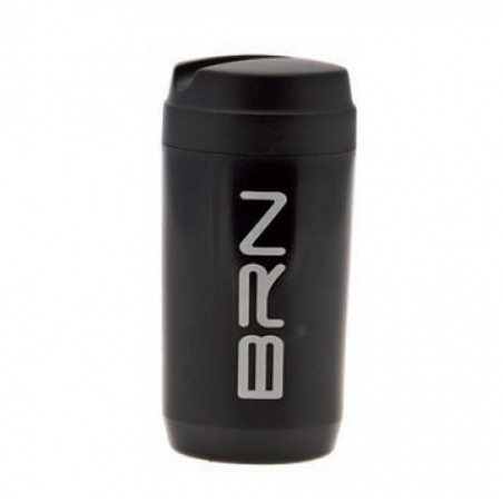 Black Water bottle compartment